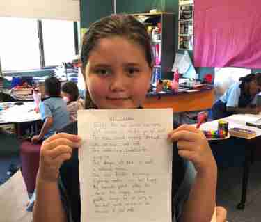 Writing Focus: Year 3 Matthews