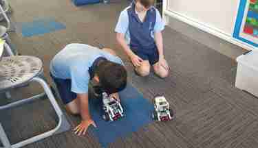 Larrakeyah Primary Entering RoboCup Junior NT in 2019