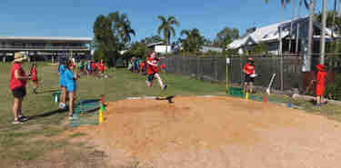 Athletics Carnival Heating Up For 2019